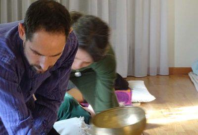 Klankhealing concert | Klankschalen | Den Bosch & Eindhoven | Floris van Berkel, Ontspannen Zijn