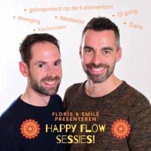 Floris van Berkel en Emile Wijnen Happy Flow